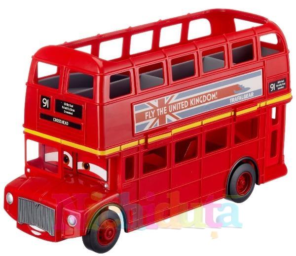 Autobuz londonez cu etaj, Cars 2