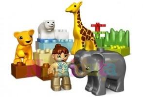 Baby Zoo din colectia LEGO DUPLO
