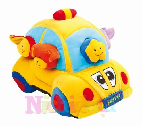 Baby car - prima mea masinuta