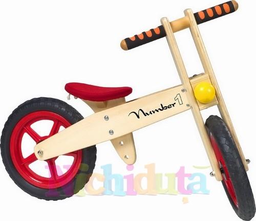 Bicicleta fara pedale No. 1