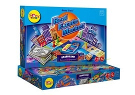 Boardgame Real Estate market