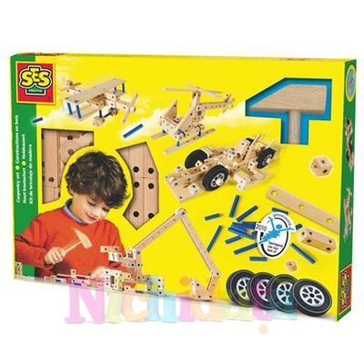 Carpentry Playset