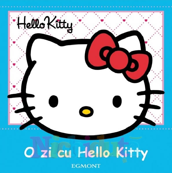 Cartea O zi cu Hello Kitty