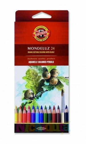 Creioane Aquarell Mondeluz, model FRUCTE