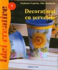 Decoratiuni cu servetele