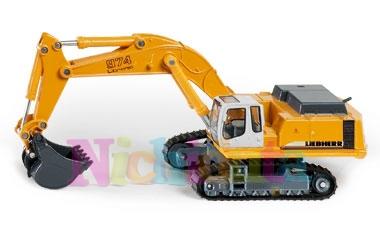Excavator hidraulic LIEBHERR 187