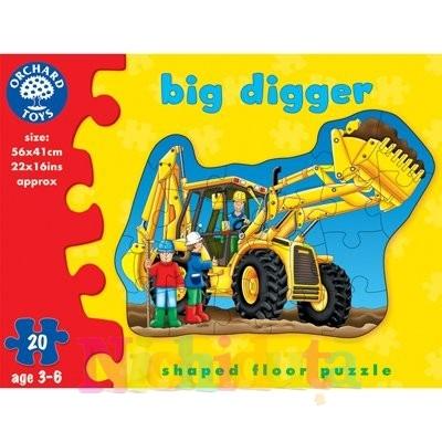 Excavatorul - Big Digger