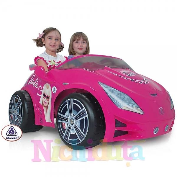 Masinuta Electrica 12V Barbie Evo
