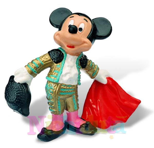 Mickey Mouse toreador