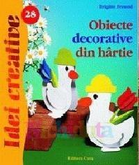 Obiecte decorative din hrtie