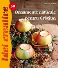Ornamente naturale pentru Craciun
