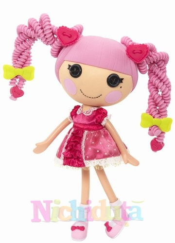 Papusa Lalaloopsy - Silly Hair - Jewel Sparkles