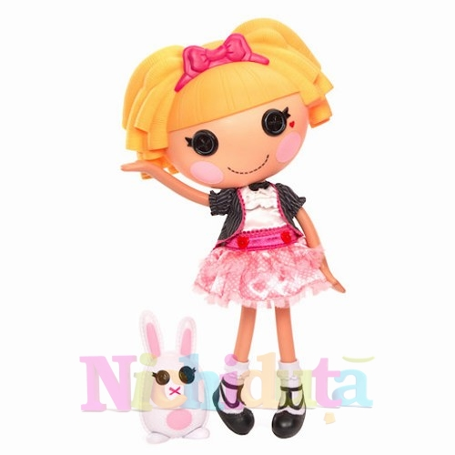 Papusa Lalaloopsy Misty Mysterious