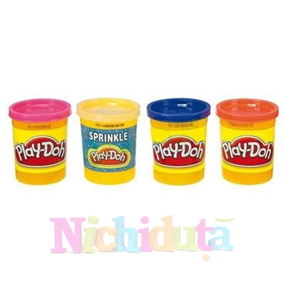 Plastelina Play-Doh 4 Culori