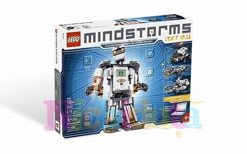 ROBOT LEGO MINDSTORMS nxt 2.0