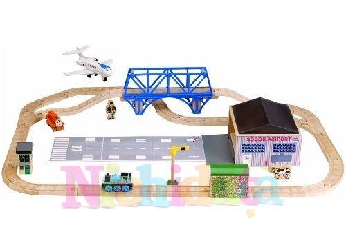 Set de joaca - JEREMY si aerodromul