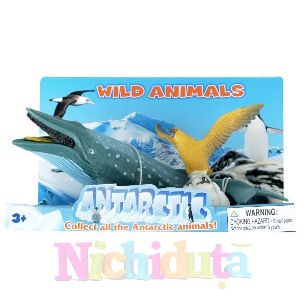 Set mic Figurine Animale Salbatice Antar
