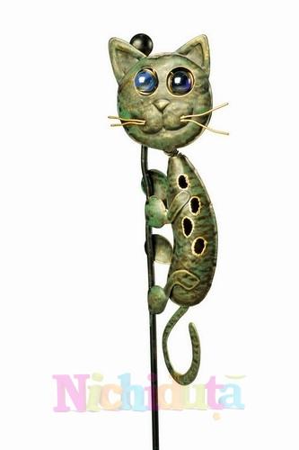 Stalpi decorativi Pisica jucausa