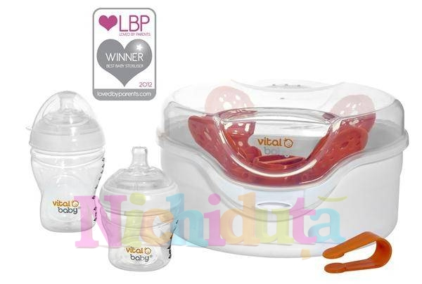Sterilizator Nurture pentru cuptorul cu
