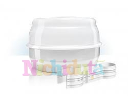 Sterilizator pentru microunde REER Natural Clean