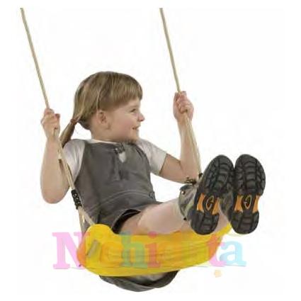 Swing Seat PP10 - Galben