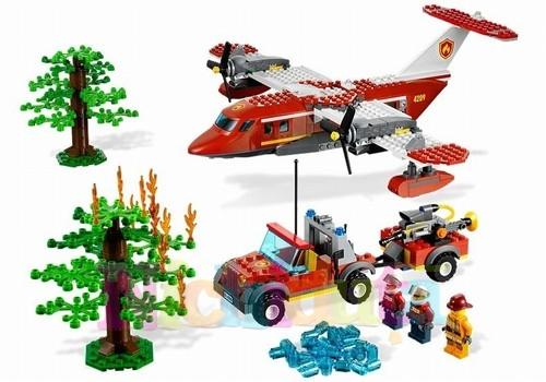 Avion de pompieri