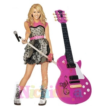 Chitara Rockgitarre Steffi Love Pink