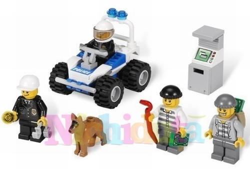 Colectie minifigurine politie