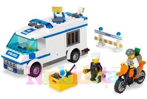 Duba Detinuti din seria LEGO CITY