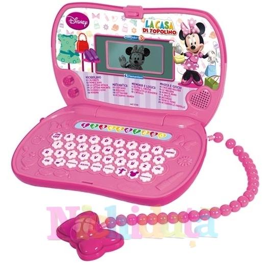 Laptop Minnie 20 Activitati