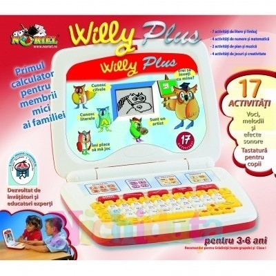 Laptop educational Willy Plus | Black Friday