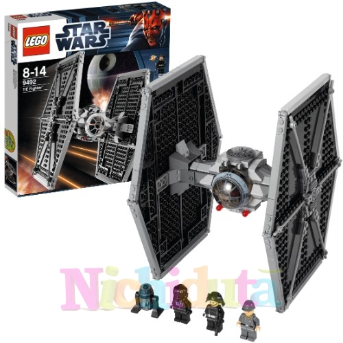 TIE Fighter din seria STAR WARS