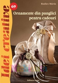 Ornamente din panglici pentru cadouri