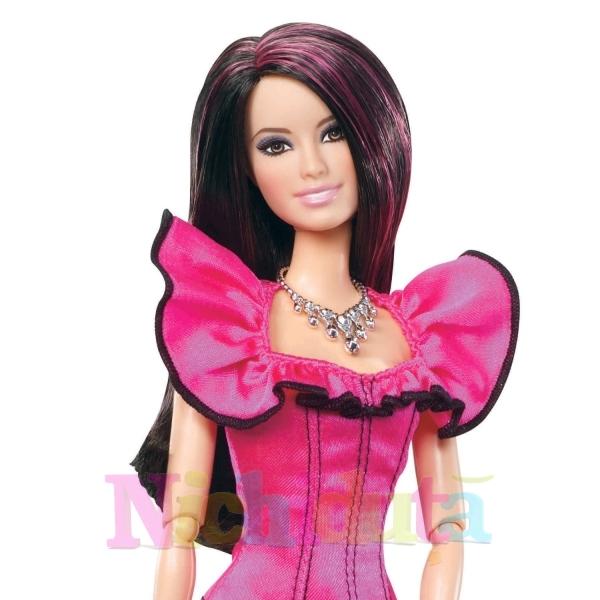 Papusa Barbie Fashionistas - Raquelle +