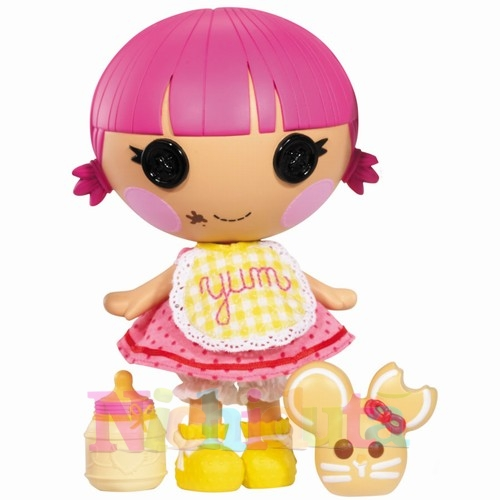 Papusa Lalaloopsy - Sprinkle Spice Cooki