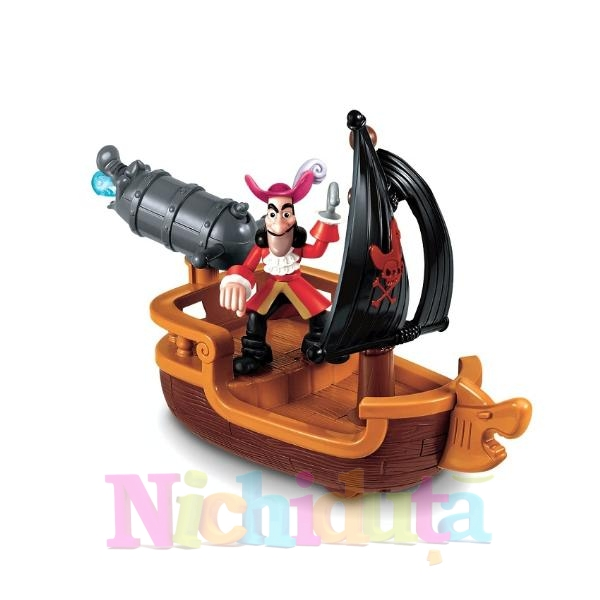 Set corabie si pirat
