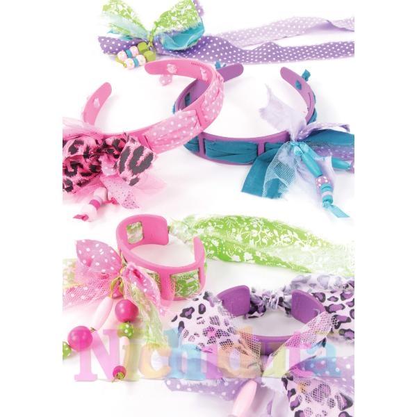 Set creatie accesorii din textile