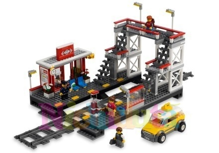 Gara LEGO City