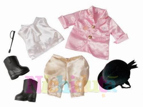 Zapf Baby Born Costum de calarie roz