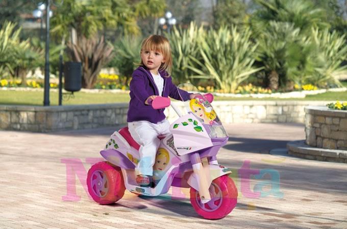 Motocicleta electrica Raider Princess