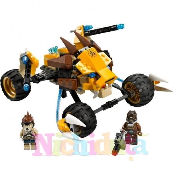 Atacul Leului Lennox din seria LEGO Lege