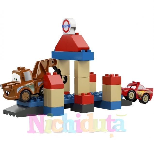 Big Bentley din seria LEGO DUPLO