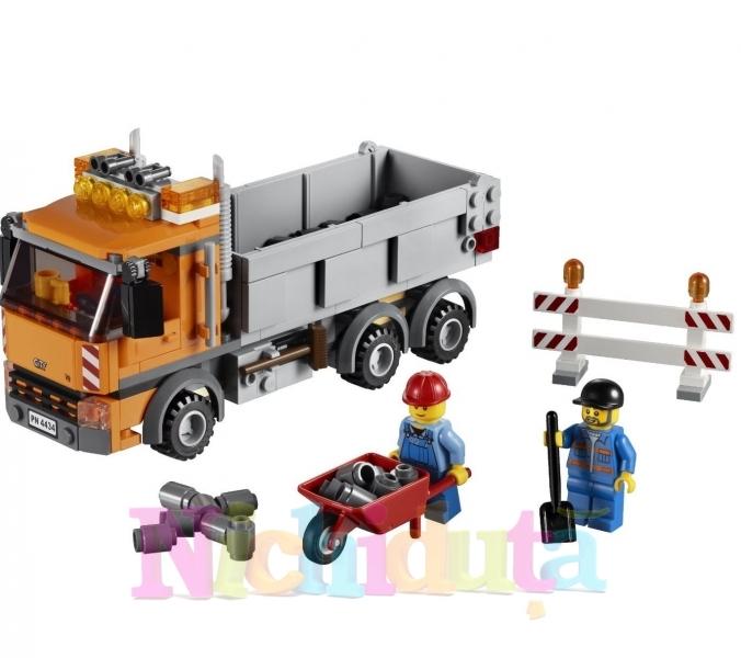 Basculanta din seria LEGO City