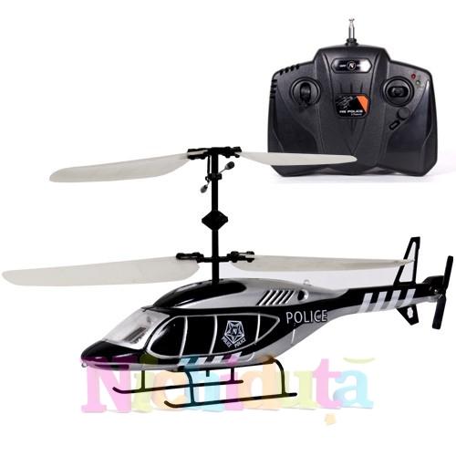 Elicopter NIKKO HG Police cu elici fosfo