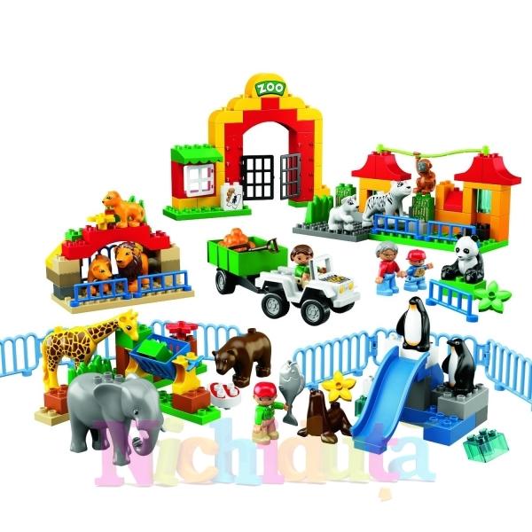 Gradina Zoologica din seria Lego Duplo