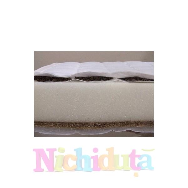 Saltea patut cocos-burete-seminte hrisca
