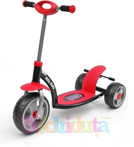 Trotineta Milly Mally Sporty Red
