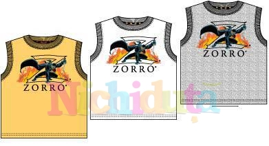 Maieu licenta Zorro