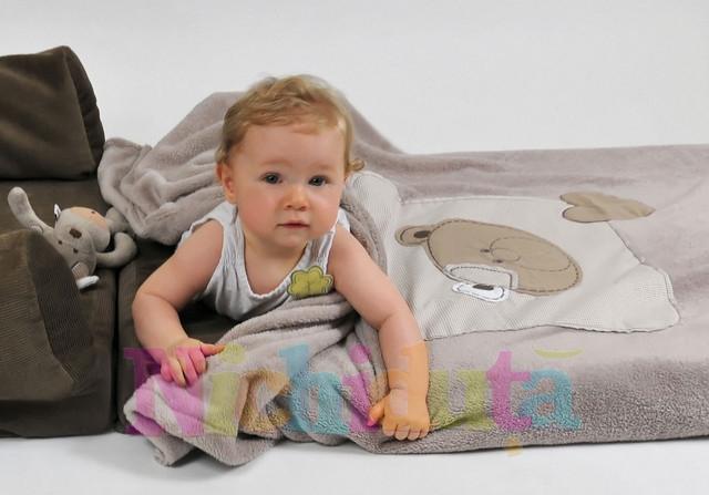 Paturica moale bebelusi Bebe Tradition