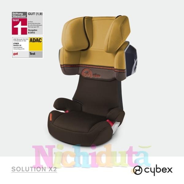 Scaun auto copii Cybex Solution X2